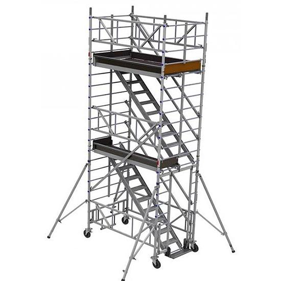 Échafaudage Tour Escalier - TE