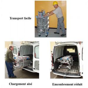 Plate-forme PIR Normapli - Transport