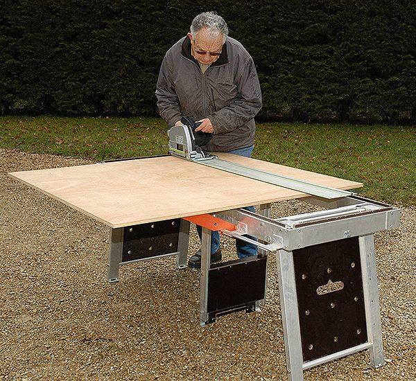 Tables - Établis de chantiers