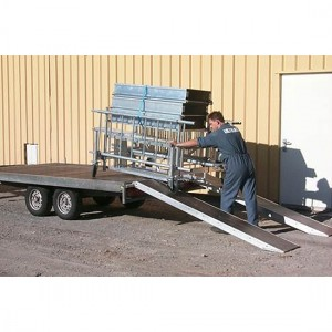 Échafaudage roulant ECOPRO chariot transport