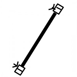 Rallonge stabilisateur - TOPLIGHT | RL150