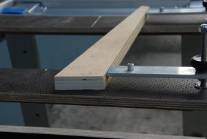 Fileur - Pattes en aluminium